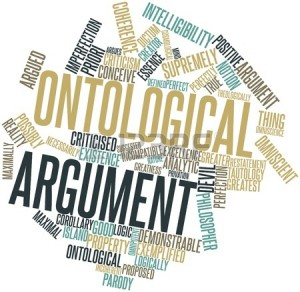 Argument on god essay ontological